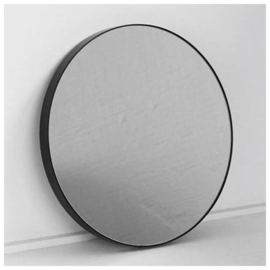 NED Collections Black Round Mirror - Medium (90cm) | Koop.co.nz