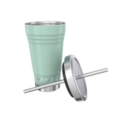 Montii Co Smoothie Cup - Eucalyptus (450ml) | Koop.co.nz