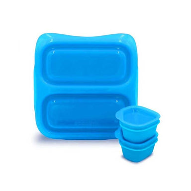 Goodbyn Small Meal & Dippers - Neon Blue | Koop.co.nz