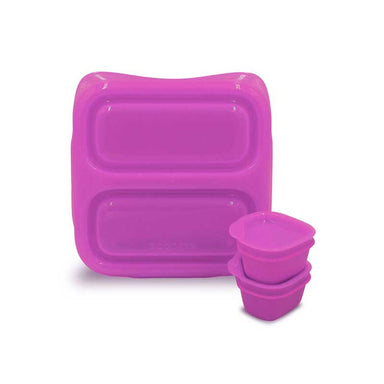 Goodbyn Small Meal & Dippers - Neon Purple | Koop.co.nz