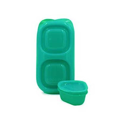 Goodbyn Snacks & Dipper - Neon Aqua Green | Koop.co.nz