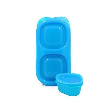 Goodbyn Snacks & Dipper - Neon Blue | Koop.co.nz