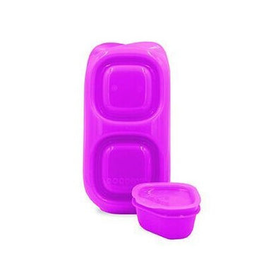 Goodbyn Snacks & Dipper - Neon Purple | Koop.co.nz