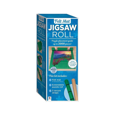 Hinkler Felt Mat Jigsaw Roll | Koop.co.nz