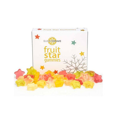 Sugar Crave Fruit Star Gummies | Koop.co.nz