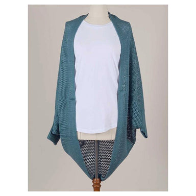 Hello Friday Crowd Pleaser Cardigan – Denim | Koop.co.nz
