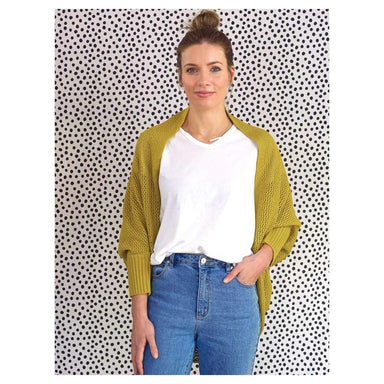 Hello Friday Crowd Pleaser Cardigan – Citrine | Koop.co.nz