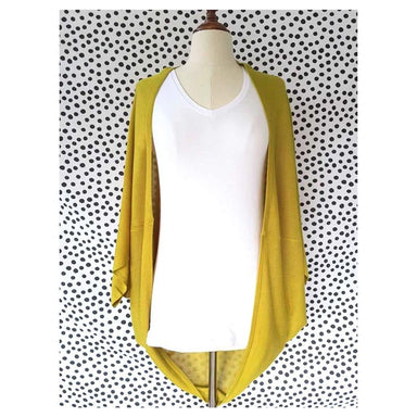 Hello Friday Flo Cardigan – Citrine | Koop.co.nz