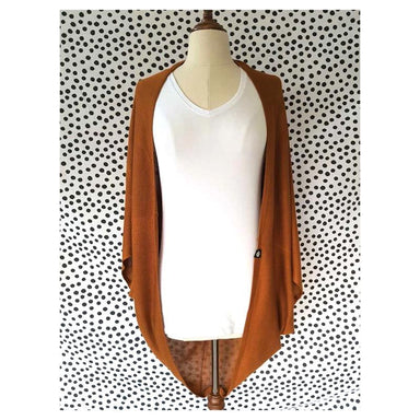 Hello Friday Flo Cardigan – Spice | Koop.co.nz