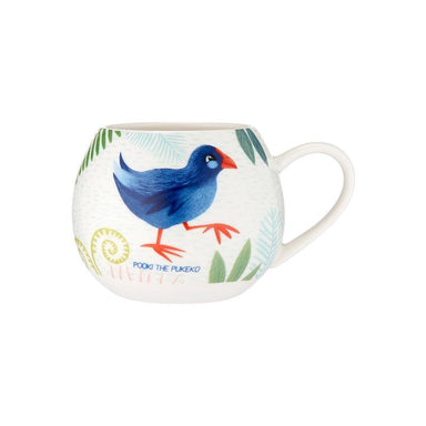 Ashdene Kiwi Kids Collection Mini Hug Mug - Pooki The Pukeko | Koop.co.nz