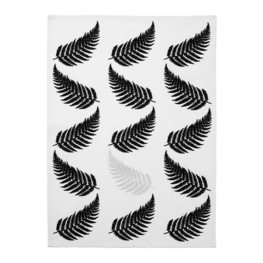 Ashdene Silver Fern Tea Towel | Koop.co.nz