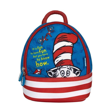 Amooze Dr Seuss Large Backpack - Cat In The Hat | Koop.co.nz