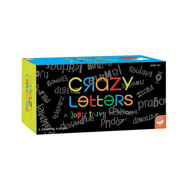 MindWare Crazy Letters Word Game | Koop.co.nz