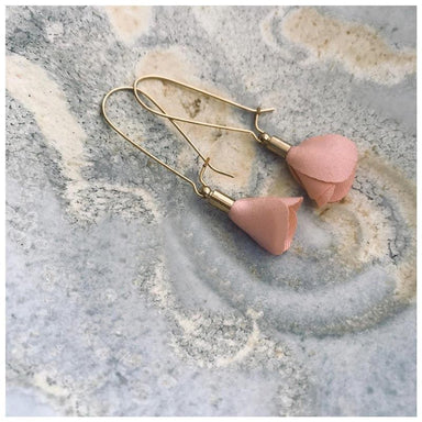 Twigg Blush Botanical Earrings | Koop.co.nz