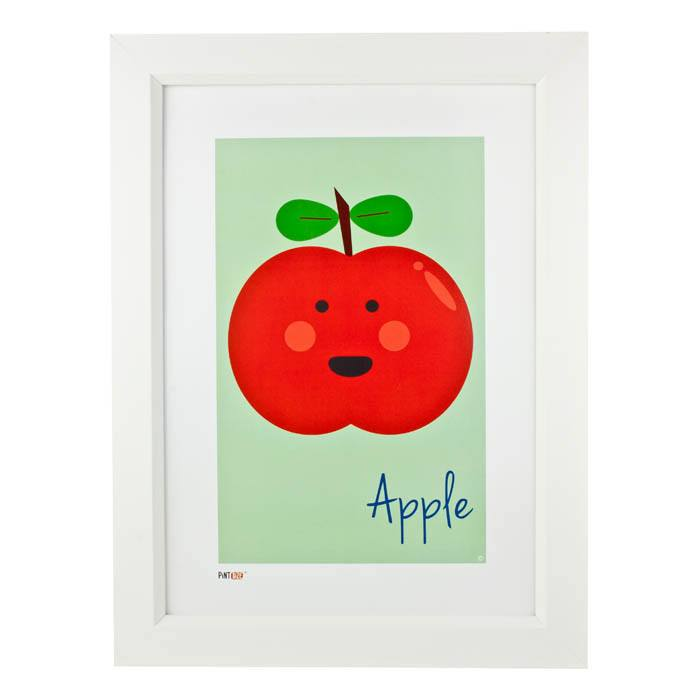 Pint Size Apple Print (A3) | Koop.co.nz