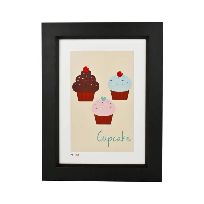 Pint Size Cupcake Print (A4) | Koop.co.nz