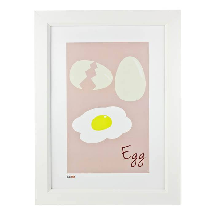Pint Size Egg Print (A3) | Koop.co.nz