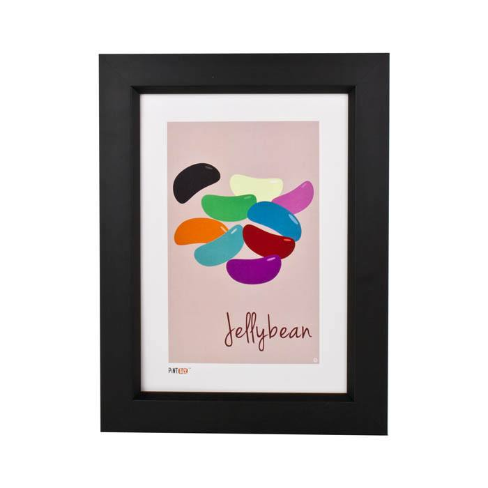 Pint Size Jellybean Print (A4) | Koop.co.nz