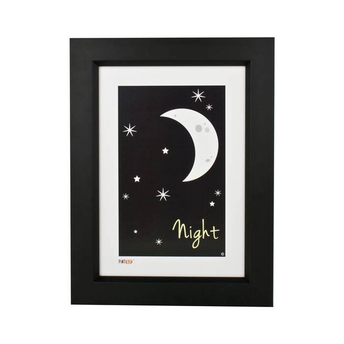 Pint Size Night Print (A4) | Koop.co.nz