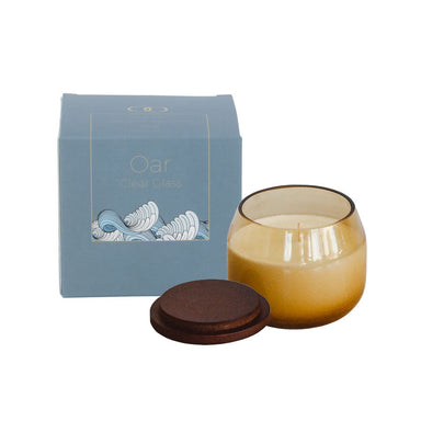 Only Orb Smoke Glass Candle Refil - Oar | Koop.co.nz