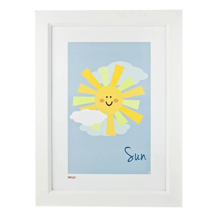 Pint Size Sun Print (A3) | Koop.co.nz