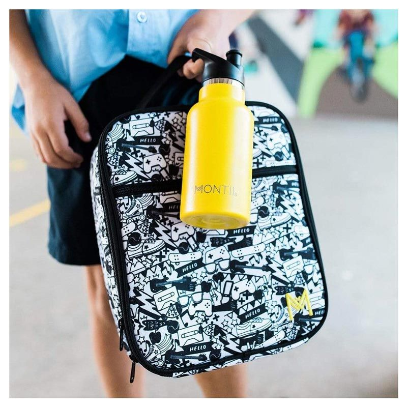 Montii Co Insulated Lunch Bag - Street | Koop.co.nz