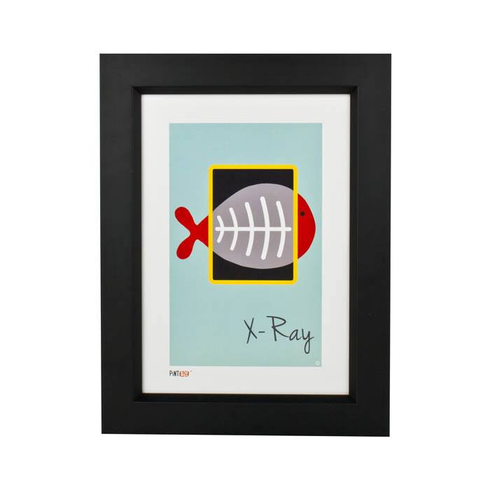 Pint Size X-Ray Print (A4) | Koop.co.nz
