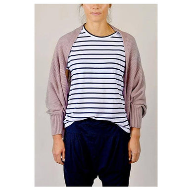 Hello Friday All Rounder Cardigan – Mauve | Koop.co.nz