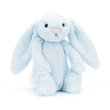 Jellycat Bashful Blue Bunny - Medium | Koop.co.nz