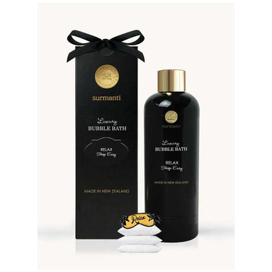 Surmanti Luxury Bubble Bath - Relax, Sleep Easy (300ml) | Koop.co.nz