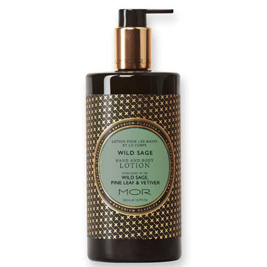 MOR Boutique Emporium Hand & Body Lotion (500ml) - Wild Sage | Koop.co.nz