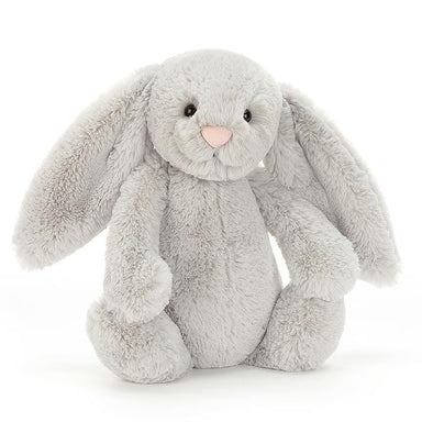 Jellycat Bashful Silver Bunny - Medium | Koop.co.nz