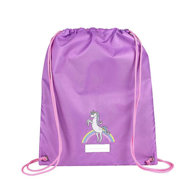 Amooze Drawstring Bag – Unicorn Story Tile | Koop.co.nz