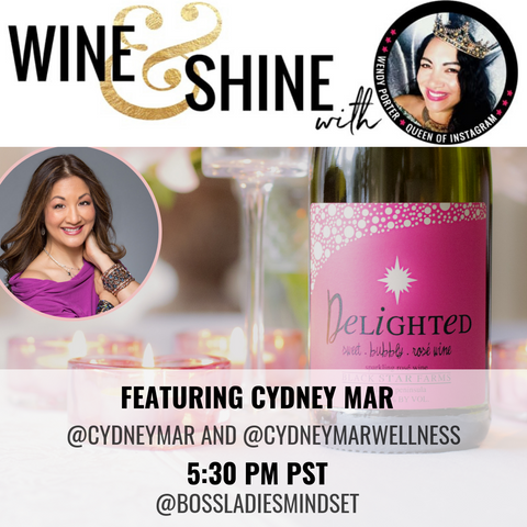 Wine & Shine Interview with Wendy Porter