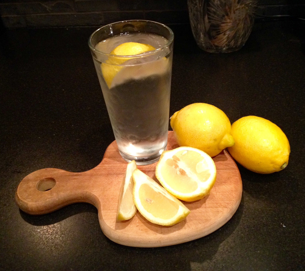Want to know how to get glowing Skin ? Love Me Some Lemon Water !!