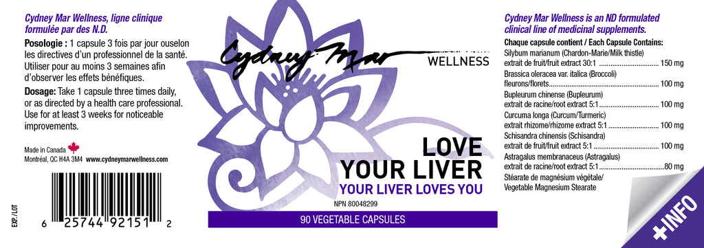 Love Your Liver, Your Liver Loves You