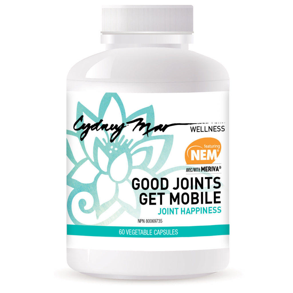 Good Joint, Get Mobile, Inflammation Support - Cydney Mar Wellness