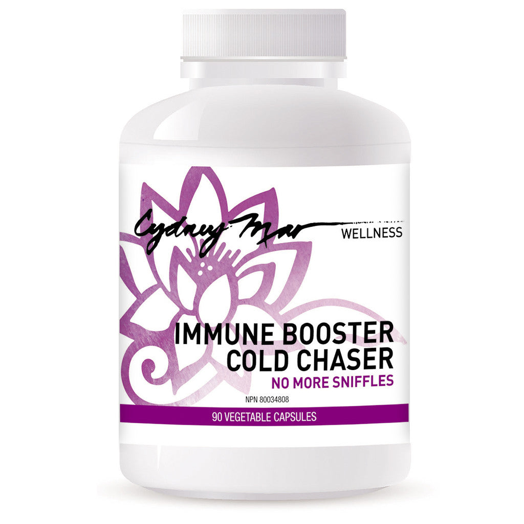 Immune Booster, Cold Chaser, No More Sniffles - Cydney Mar Wellness