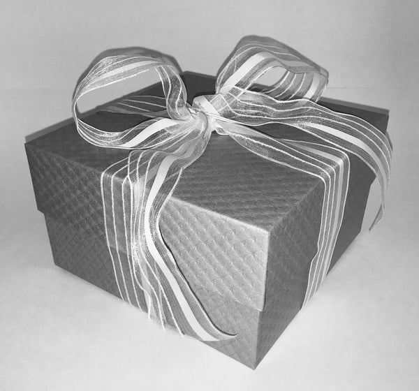 Gift Box Wrapping - Cydney Mar Wellness