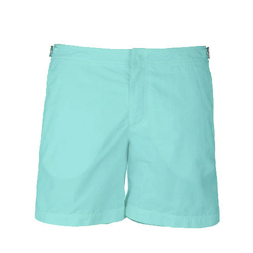 MINT - Frank Anthony Swimwear Mens Shorts Hydrophobic Nanotechnology Fast Drying Swimwear
