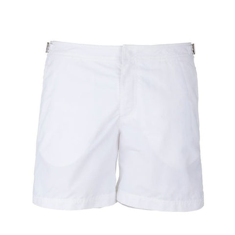 WHITE - Frank Anthony Swimwear The Worlds Fastest Drying Shorts Hydrophobic Nanotechnology