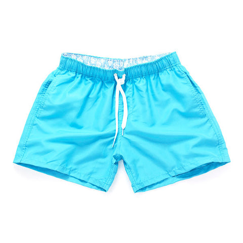 SKY BLUE - Frank Anthony Swimwear Mens Shorts Hydrophobic Nanotechnology Fast Drying Swimwear