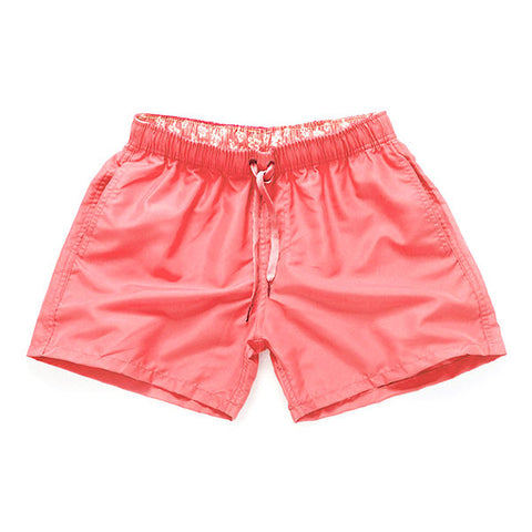 PINK - Frank Anthony Swimwear Mens Shorts Hydrophobic Nanotechnology Fast Drying Swimwear