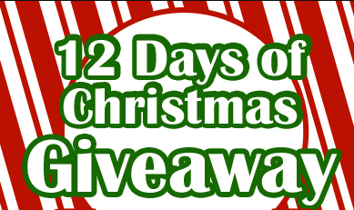 Twelve Days of Christmas Giveaways! Day One
