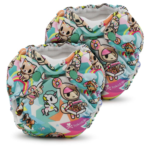 Lil Joey Newborn Cloth Diaper