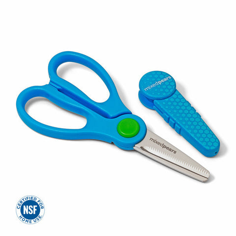 Mixed Pears Bitesizers Portable Feed Scissors