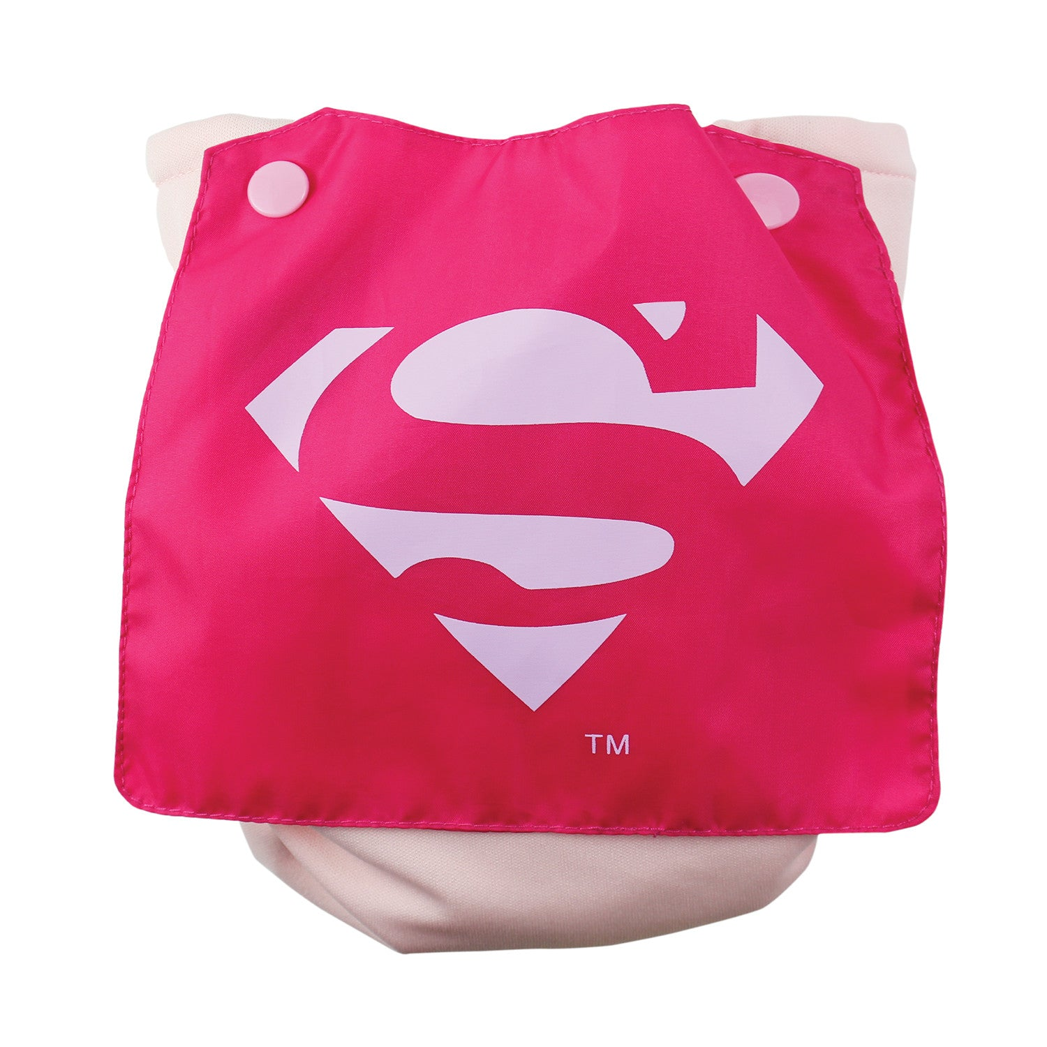 Bumkins DC Comics Snap In One Cloth Diaper With Cape