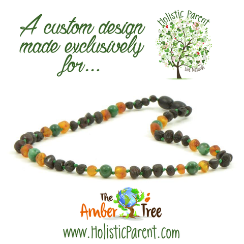 Holistic Parent Exclusive - The Amber Tree Necklaces