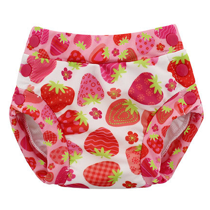 Blueberry Freestyle Swim Diaper