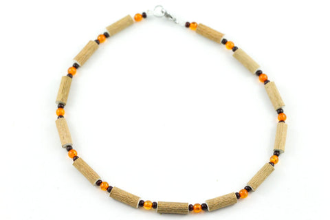 Healing Hazel Amber Necklace